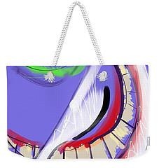 Joker Weekender Tote Bag by Jason Nicholas