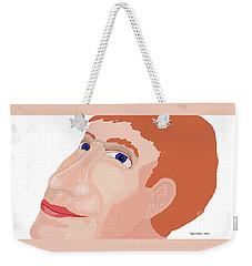 Jolly Fellow Weekender Tote Bag by Fred Jinkins