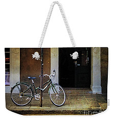 Jolt 709 Bicycle Weekender Tote Bag