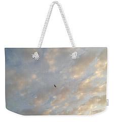 Jonathan Livingston Seagull Weekender Tote Bag by LeeAnn Kendall