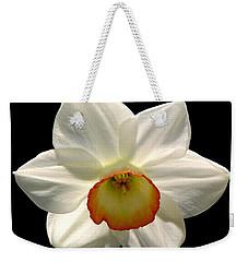 Jonquil 1 Weekender Tote Bag by Rose Santuci-Sofranko