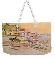 Joppa Flats Newburyport Weekender Tote Bag