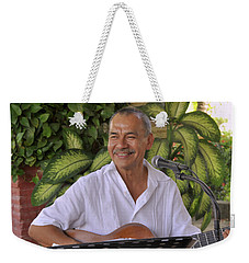 Jose Luis Cobo Weekender Tote Bag by Jim Walls PhotoArtist