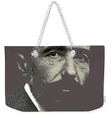 Joseph Conrad George Charles Beresford Photo 1904-2015 Weekender Tote Bag by David Lee Guss