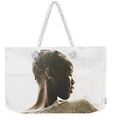 Josephine Weekender Tote Bag by Rebecca Harman