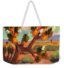 Joshua Tree Weekender Tote Bag by Diane McClary