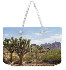 Joshua Tree National Park Weekender Tote Bag