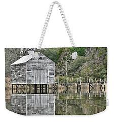 Jourdan River Boathouse Weekender Tote Bag