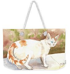 Jourieh Or Bowie  Weekender Tote Bag