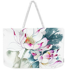 Journey For Two Weekender Tote Bag