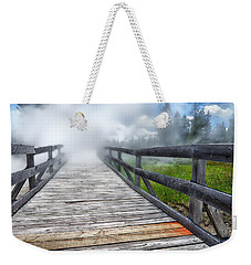 Journey Into The Unknown Weekender Tote Bag