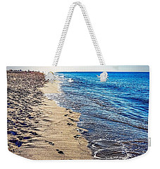 Weekender Tote Bag featuring the photograph Journey by Kendall McKernon