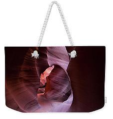 Journey Thru The Shadows Weekender Tote Bag by Jon Glaser
