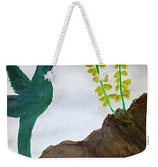 Joy At The Top Of A Mountain Weekender Tote Bag