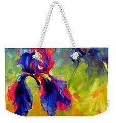 Joy In The Morning Weekender Tote Bag by Chris Brandley
