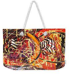 Joy Of Life Weekender Tote Bag