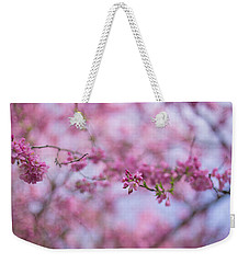 Joy Of Spring Weekender Tote Bag