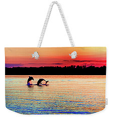 Joy Of The Dance Weekender Tote Bag