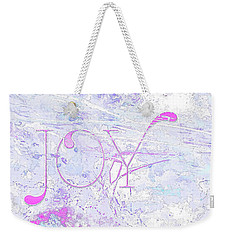 Joy River Weekender Tote Bag