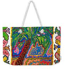 Joyful Flight - II Weekender Tote Bag