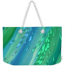 Joyful Flow Weekender Tote Bag