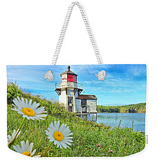 Joyful Light Weekender Tote Bag