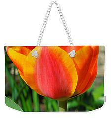 Joyful Tulip Weekender Tote Bag