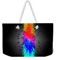 Joyful Wings Weekender Tote Bag