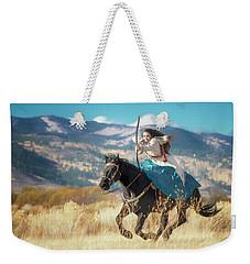 Joylene 6 Weekender Tote Bag