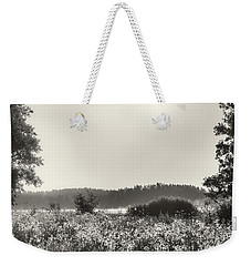 Joys Of August Mornings Weekender Tote Bag