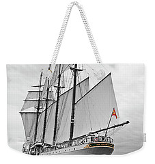 Juan Sebastian De Elcano In Its World Wild Travel Weekender Tote Bag
