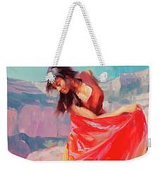 Jubilee Weekender Tote Bag
