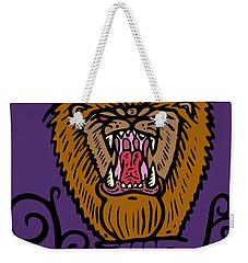 Judah The Real Lion King Weekender Tote Bag