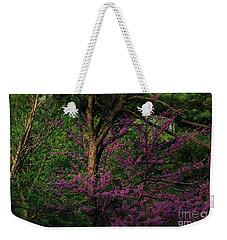 Judas In The Forest Weekender Tote Bag