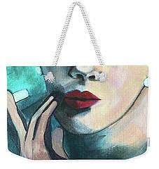 Silently Judging You Weekender Tote Bag