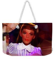 Judy Garland Weekender Tote Bag