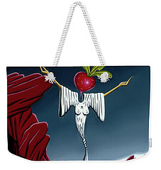 Juggling Act Weekender Tote Bag