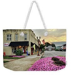 July 4th In Murphy North Carolina Weekender Tote Bag