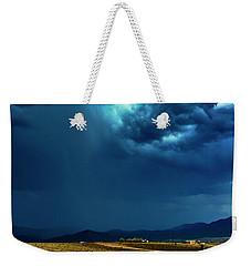 July Monsoons Weekender Tote Bag