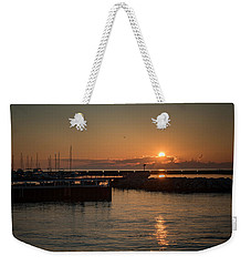 July Sunrise Weekender Tote Bag