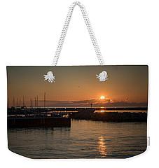 July Sunrise Weekender Tote Bag