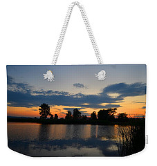 July Sunset Weekender Tote Bag