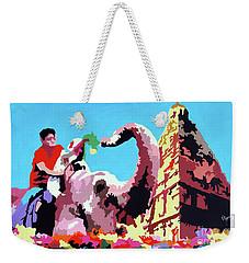 Jumbo Jurney Weekender Tote Bag