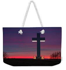 Jumonville Cross  Weekender Tote Bag