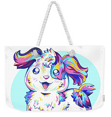 Jumped Through A Rainbow Weekender Tote Bag