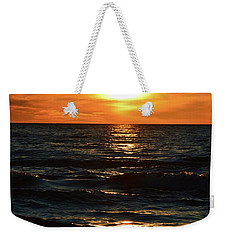 June 21 - 2017 Sunset At Wasaga Beach  Weekender Tote Bag
