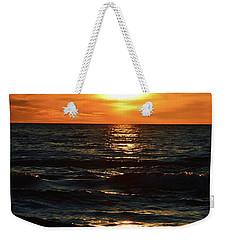 June 21 - 2017 Sunset At Wasaga Beach  Weekender Tote Bag