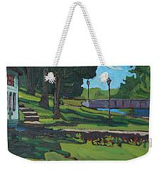 June Afternoon At Chaffeys Weekender Tote Bag