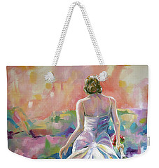 June Bride Weekender Tote Bag