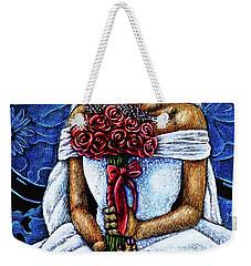 June Bride Weekender Tote Bag